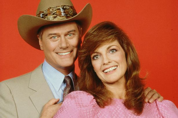 Larry Hagman (as John Ross 'J.R.' Ewing, Jr