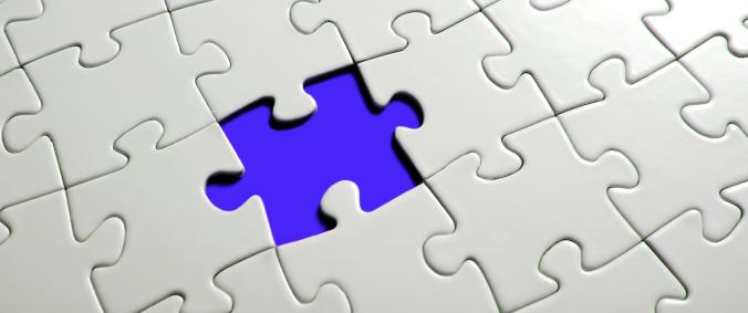 Missing-puzzle
